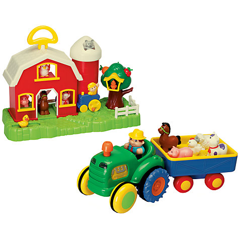 Buy John Lewis Farmhouse and Tractor Online at johnlewis.com