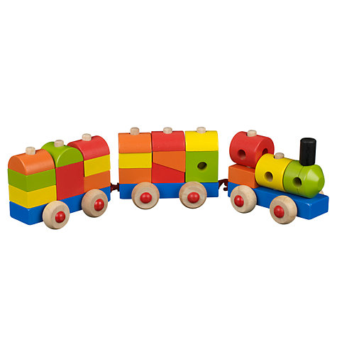 Buy John Lewis Freight Train Online at johnlewis.com
