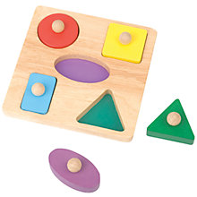 Buy John Lewis Geometric Matching Boards Online at johnlewis.com