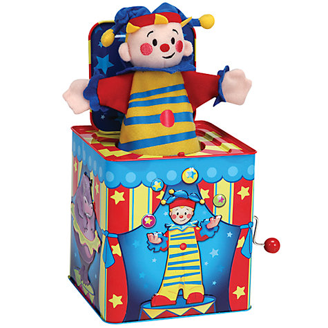 Buy John Lewis Circus Jack In The Box Online at johnlewis.com