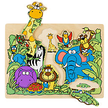 Buy John Lewis Jungle Puzzle Online at johnlewis.com