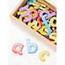 Buy John Lewis Magnetic Letters Puzzle Online at johnlewis.com