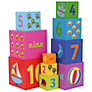 John Lewis Wooden Stacking Cubes