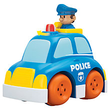 Buy John Lewis Press & Go Emergency Vehicle, Assorted Online at johnlewis.com