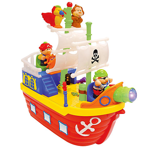 Buy John Lewis Pirate Ship Online at johnlewis.com