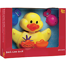 Buy John Lewis Bath Time Duck Online at johnlewis.com
