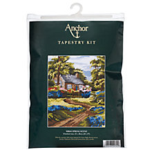 Buy Anchor Spring Scene Tapestry Kit Online at johnlewis.com