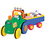 John Lewis Tractor and Trailer