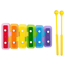 Buy John Lewis Bathtime Xylophone Online at johnlewis.com