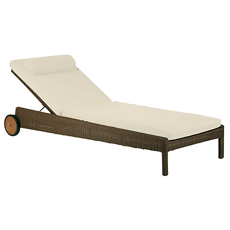 Buy Barlow Tyrie Nevada Lounger Cushion Online at johnlewis.com
