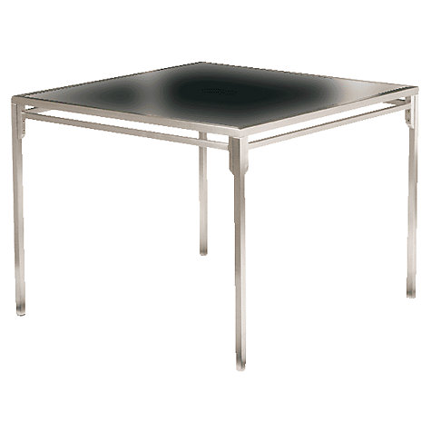 Buy Barlow Tyrie Quattro Square 4 Seater Outdoor Dining Table Online at johnlewis.com