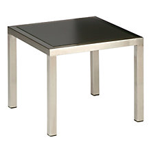 Buy Barlow Tyrie Quattro Square Lounger Table Online at johnlewis.com