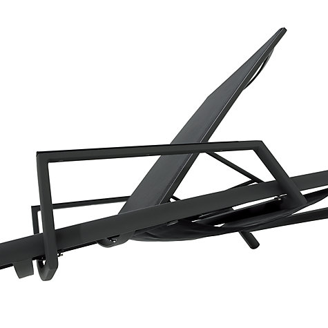 Buy Gloster Azore Stacking Lounger Arms Online at johnlewis.com