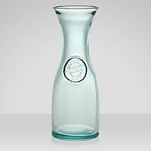 Buy Authentic Recycled Carafe, 800ml Online at johnlewis.com