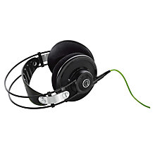Buy AKG Q701 Quincy Jones Signature Full Size Headphones Online at johnlewis.com