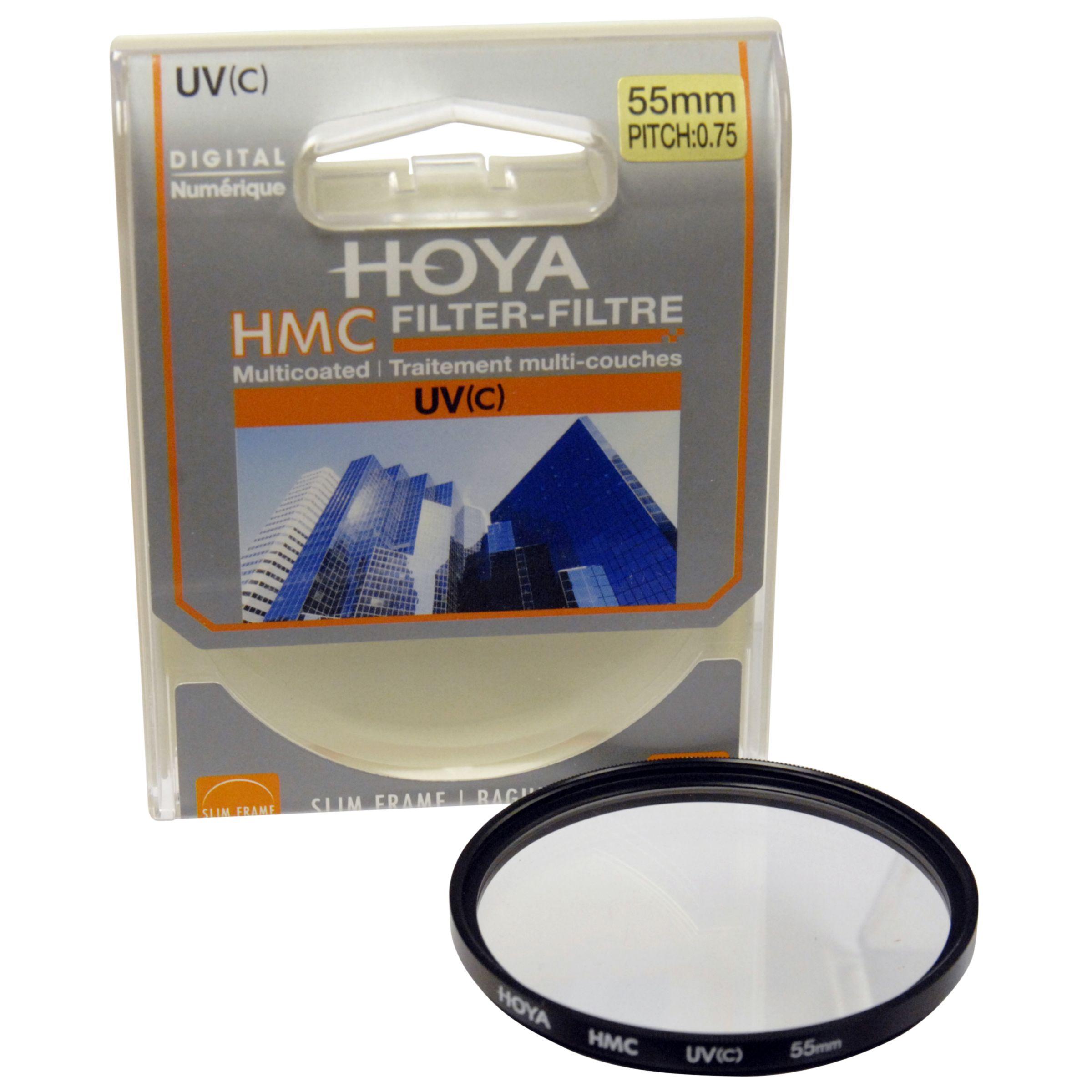 Hoya Hoya UV Lens Filter, 55mm