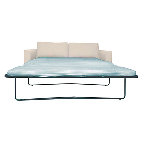 Buy John Lewis Portia Medium Sofa Bed with Light Legs Online at johnlewis.com