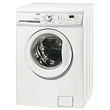 Buy Zanussi ZKH7146J Washer Dryer, 7kg Wash/5kg Dry, B Energy Rating, 1400rpm Spin, White Online at johnlewis.com