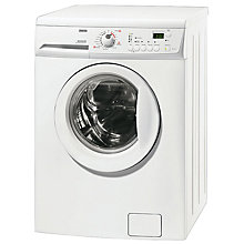 Buy Zanussi ZWH7122J Washing Machine, 7kg Load, A+ Energy Rating, 1200rpm Spin, White Online at johnlewis.com