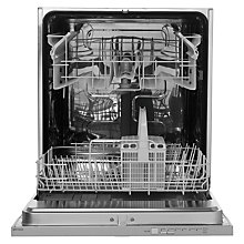 Buy John Lewis JLBIDW1201 Integrated Dishwasher Online at johnlewis.com