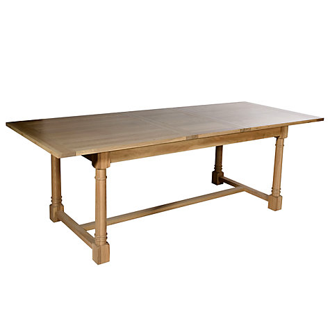 Buy Neptune Sheldrake 4-10 Seater Rectangular Extending Dining Table Online at johnlewis.com