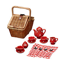 Buy John Lewis Small Doll's Tea Play Set Online at johnlewis.com