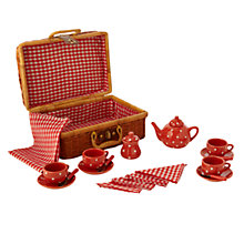 Buy John Lewis Tea Play Set Online at johnlewis.com