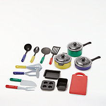Buy John Lewis Kitchen Playset Online at johnlewis.com