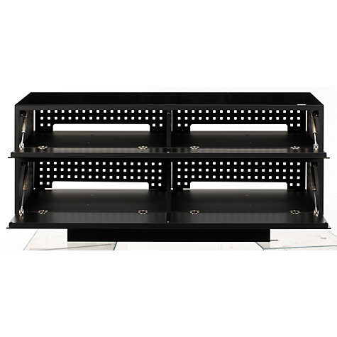 "Buy Spectral BR1203-BG TV Stand for TVs up to 60"", Black Online at johnlewis.com"