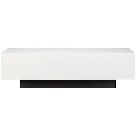 "Buy Spectral BR1501SNG TV Stand for TVs up to 65"", White Online at johnlewis.com"