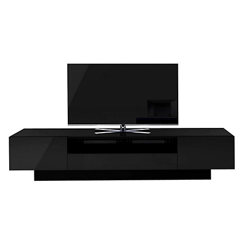 Buy Spectral BR2000-BG TV Stand for TVs up to 75-inch, Black Online at johnlewis.com