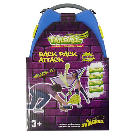 Buy Mookie Tailball Back Pack Attack Online at johnlewis.com