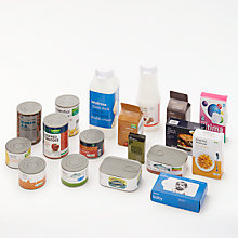 Buy John Lewis 18-Piece Waitrose Grocery Set Online at johnlewis.com