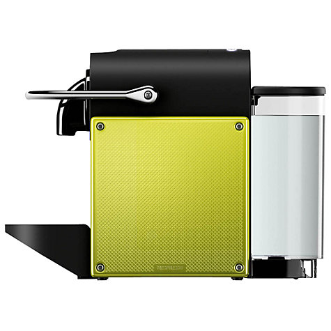 Buy Nespresso Pixie Automatic Coffee Maker by Magimix, Lime Green Online at johnlewis.com