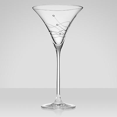 Dartington Crystal Glitz Cocktail Glasses, Set of 2