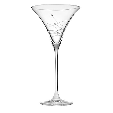 Buy Dartington Crystal Glitz Cocktail Glasses, Set of 2 Online at johnlewis.com