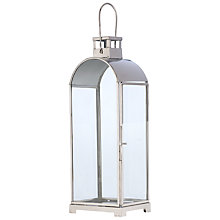 Buy John Lewis Fine Metal Edge Lantern, Small Online at johnlewis.com