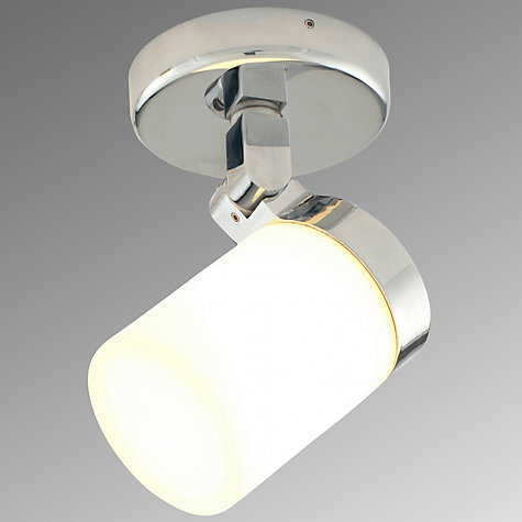 Buy John Lewis Single Alpha Bathroom Ceiling Light Online at johnlewis.com