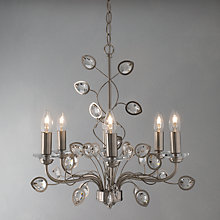 Buy John Lewis Yvette Ceiling Light, 6 Light Online at johnlewis.com