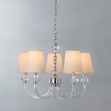 Buy John Lewis Darcey Ceiling Light, 5 Arm Online at johnlewis.com