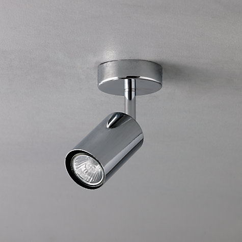 Buy John Lewis Vesper Spotlight, Chrome Online at johnlewis.com