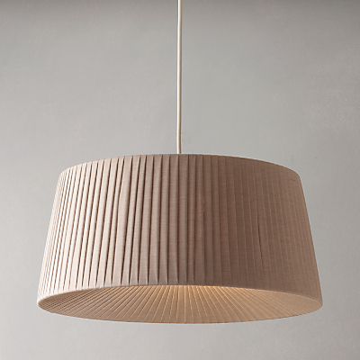 John Lewis Easy-to-fit Audrey Ceiling Lampshade