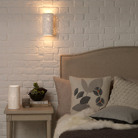 Buy John Lewis Leonis Wall Light Online at johnlewis.com