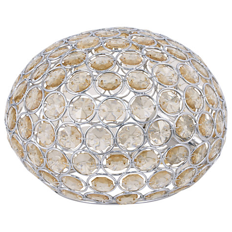 Buy John Lewis Adele Table Lamp, Champagne Online at johnlewis.com