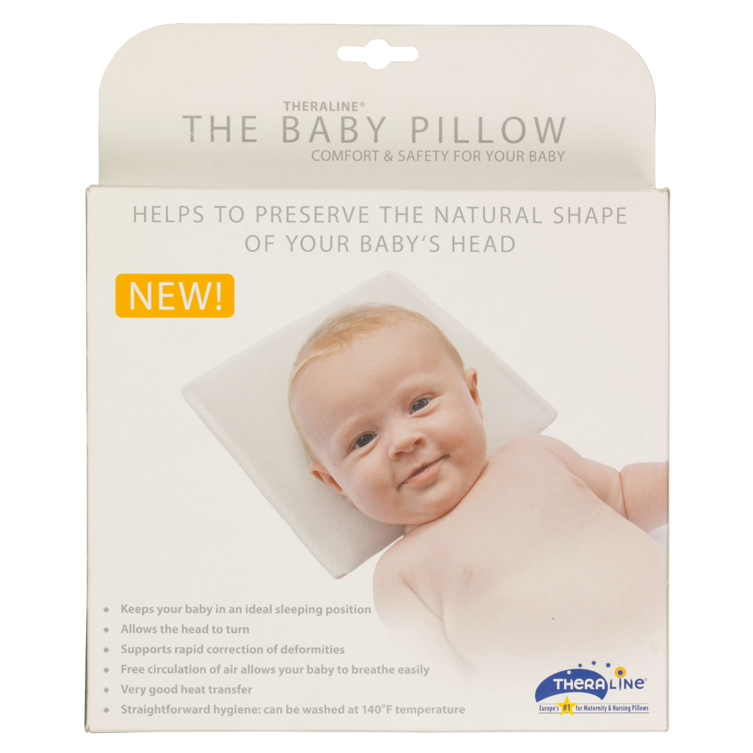 Theraline Theraline Baby Pillow