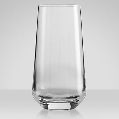 John Lewis Metro Highball Glasses, Set of 4, Clear