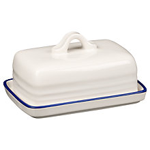 Buy John Lewis Coastal Butter Dish Online at johnlewis.com