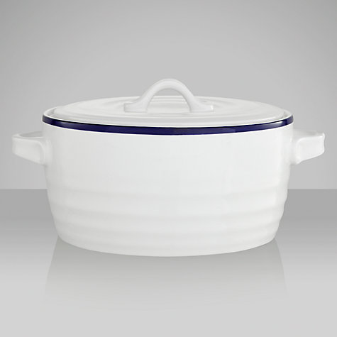 Buy John Lewis Coastal Casserole Dish Online at johnlewis.com