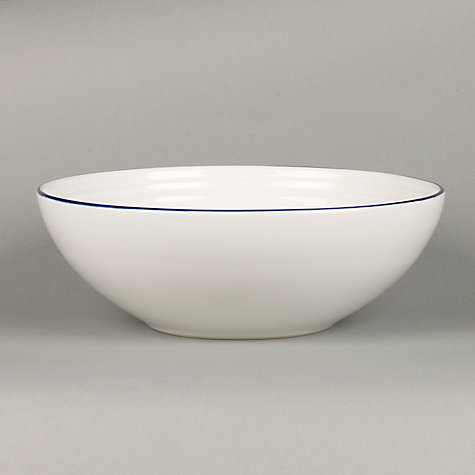 Buy John Lewis Coastal Large Pasta Bowl Online at johnlewis.com