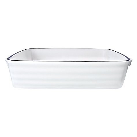 Buy John Lewis Coastal Lasagne Dish Online at johnlewis.com